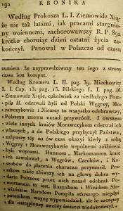 Kronika Prokosza – Rozdział VI - 50