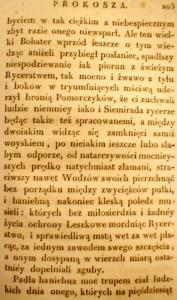 Kronika Prokosza – Rozdział VI - 61