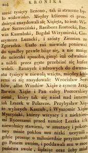 Kronika Prokosza – Rozdział VI - 62