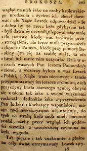 Kronika Prokosza – Rozdział VI - 63