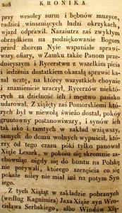 Kronika Prokosza – Rozdział VI - 66