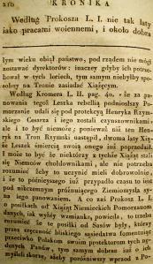 Kronika Prokosza – Rozdział VI - 68