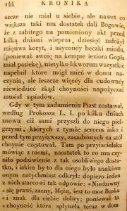 Kronika Prokosza – Rozdział VI - 7