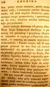 Kronika Prokosza – Rozdział VI - 74
