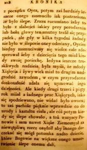 Kronika Prokosza – Rozdział VI - 76