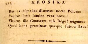 Kronika Prokosza – Rozdział VI - 82
