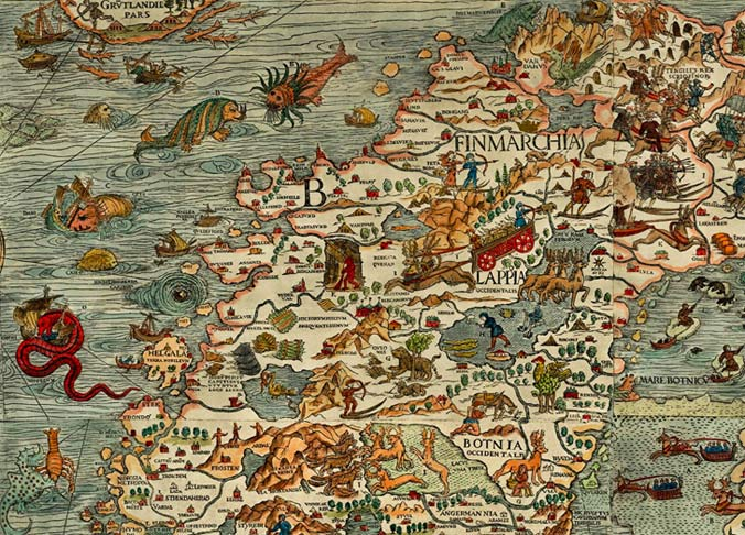 stara-mapa-z-potworami-morskimi